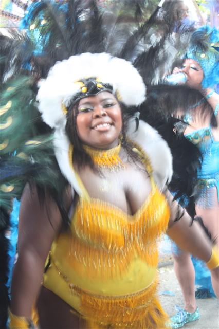 Carnival girl 1